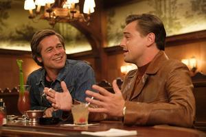 Brad Pitt och Leonardo DiCaprio spelar huvudrollerna i Quentin Tarantinos nya film