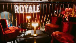 Royale, som på torsdagskvällen var näst intill färdiginrett, förutom vissa detaljer. Bild: Martin Bohm