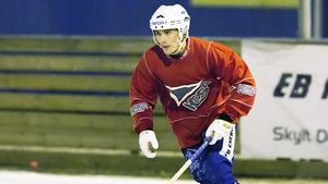 Stefan Jakobsson är tillbaka i laget.
