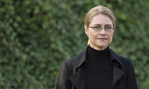 Jayne Svenungsson tror att hennes teologiska analysförmåga kommer väl till pass i Svenska Akademien.