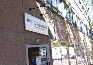 Kommunens försörjningsstödskontor på Nygatan.