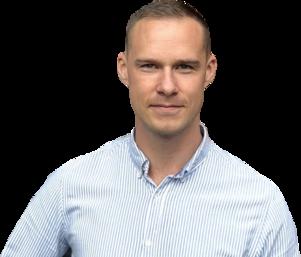Mikael Andersson Elfgren (M), oppositionsråd för Moderaterna.