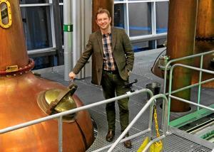 – Våra aktieägare är lojala. När man väl är etablerad är det fantastiskt lönsamt, säger Magnus Dandanell, vd för Mackmyra svensk whisky.