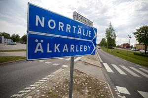 Dags för 40-gräns genom Skutskär, tycker skribenten.