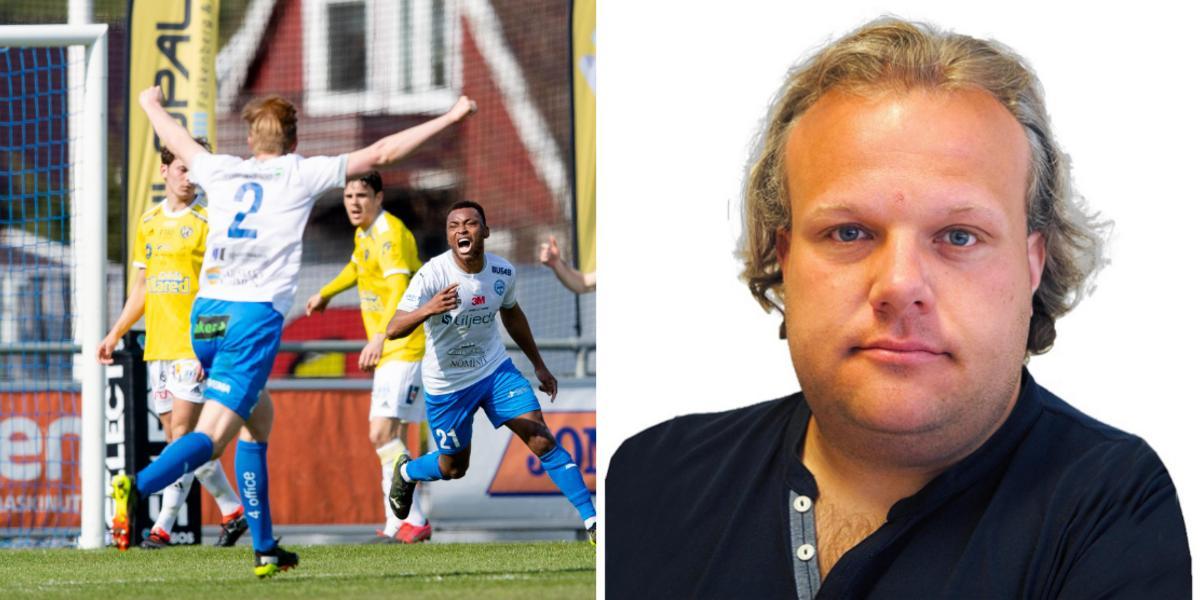 """Ahlin: """"Var ska detta sluta, IFK Värnamo?"""""""