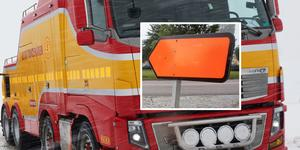 Trafiken på riksväg 50 norr om Ludvika leddes om då riksvägen stängdes av när en dikeskörd lastbil skulle bärgas. Obs: Bilderna är tagna i andra sammanhang.