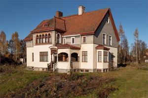 Även denna vecka toppas Klicktoppen av Eliassons villa i Malung. Foto: Andreas Timfält/Husfoto