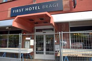 Arbetena kommer att pågå i fyra veckor. Hotell- och restaurangverksamheten ska inte påverkas.