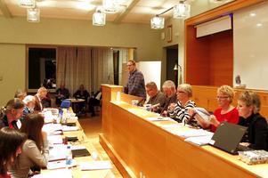 Fortfarande står Liberalernas löfte fast. Vi kommer aldrig samarbeta med Sverigedemokraterna ifall det på något sätt inskränker mänskliga rättigheter och allas lika värde, skriver Chatrine Nordlund. Bilden är en arkivbild från ett tidigare fullmäktige i Timrå.