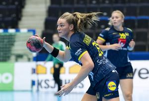 Kristin Thorleifsdóttir. Foto: Johan Nilsson / TT