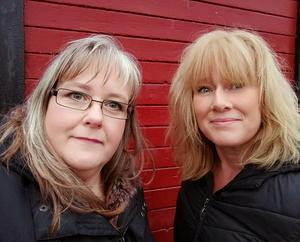 Som i fjol är det Carola Rann Nyström och Lena Falk Nilsson som satt ihop almanackan.