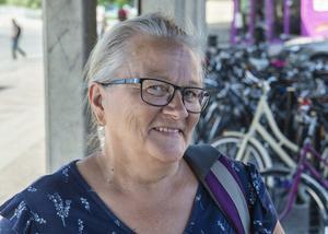 Marita Kuru, 65 år, pensionär, Fagersta