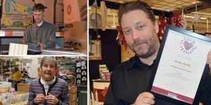 Erikshjälpen i Borlänge har utsetts till Årets butik.