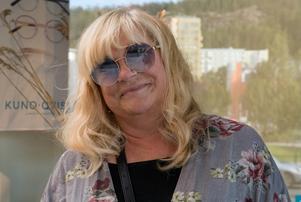 Annika Berglund, 62 år, barnmorska, Armsjön: