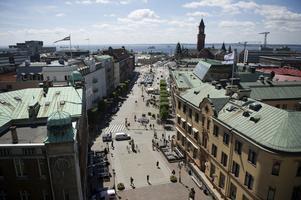 Flest  av de korta resorna har gått till Helsingborg. Foto: Björn Lindgren/TT
