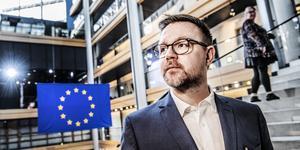 Sverige har bara 20 EU-parlamentariker (21 efter Brexit). Då är det viktigt att rätt personer företräder vårt land, och har den kunskap och engagemang som krävs för att få något gjort i EU-parlamentet. Fredrick Federley (C) är en sådan person, som är väl värd en röst. Foto: Tomas Oneborg, TT.