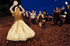 Anders Larsson skrev musiken till Västmanlands Teaters uppsättning av Émil Zolas