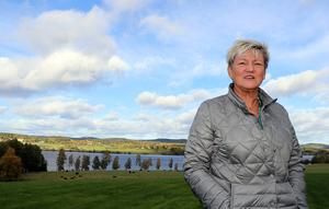 Christina Rylander Bergqvist engagerar sig dels som markägare, men framför allt i syfte att få bidra till utveckling av bygden och kommunens framtida utvecklingsmöjligheter.