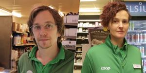Från Stora Coop på Lyviksberget i Ludvika har äkta paret Carl och Irén Wång tagit klivet till att bli butikschefer för varsin Coop Nära-butik.