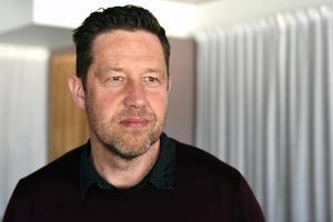 Stefan Sjöberg är näringslivsutvecklare på Mora kommun och hoppas att Industrinatten blir ett återkommande event i bygden.