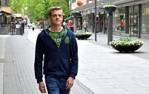 Johan Karlsson hoppas att kampanjen i centrum bidrar till fler anställda.