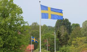 Chans Till Gratis Flagga För Nykvarnsbor