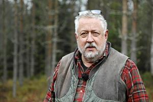 Leif GW Persson. Foto: TV4.