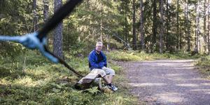 Göran Olsson, ordförande för Rimbo SOK.