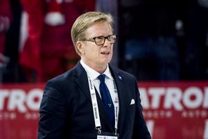 Ishockeyförbundets utvecklingsansvarige Tommy Boustedt är en av alla som Conny Strömberg tycker borde prata mer offensiv, och mindre defensiv. Foto: Bildbyrån/Ludvig Thunman.
