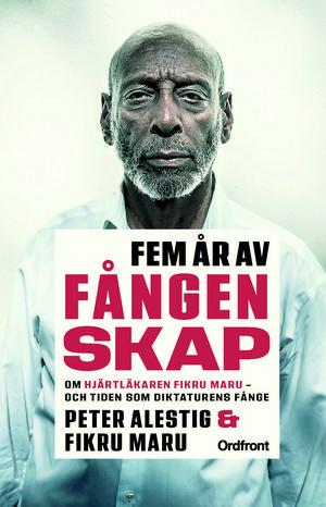 Peter Alestig har skrivit och intervjuat och läst Fikru Marus dagboksanteckningar. (Ordfront förlag)