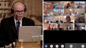 Se kvällens kommunfullmäktige här – politikerna möts digitalt igen