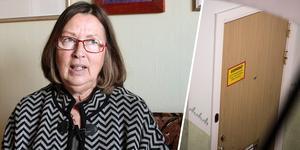 Anita Tärneborg är ordförande i bostadsrättsföreningen där paret har sin bostad. Fotograf: Eva Högkvist