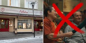 Precis som stora delar av biovärlden köper Palladium i Örnsköldsvik inte in Martins Scorseses storfilm.