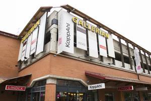 Provinsfastigheter vill bygga lägenheter ovanpå Gallerian i Sandviken.