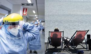 Hur blir det med semestrar för vårdpersonalen i sommar? Arkivbilder.