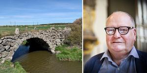 """""""I Arboga förstår vi det här mer än väl, nu när Herrgårdsbron återigen har öppnats efter att ha varit stängd i flera månader"""", skriver Hans Almgren. Foto: Hans Almgren/Lennye Osbeck"""