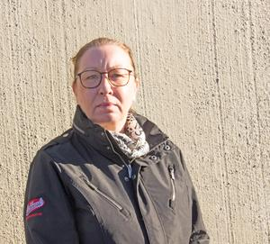 Madelén Marklund är också ordförande i Hofors företagarförening.