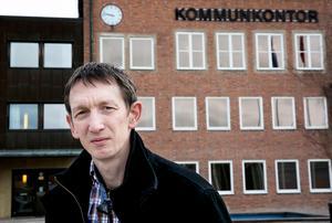 Kommunens avgående personalchef, Kalle Johansson, har som nionde namn på S kommunvalslista chansen att ta plats i kommunfullmäktige.