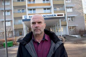 Harold Nilsson, före detta förbundschef inom NVK, toppar Fagerstas lönelista. Foto: Arkiv