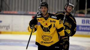 Kenny Källström har haft ett A på bröstet under sina år i VIK.