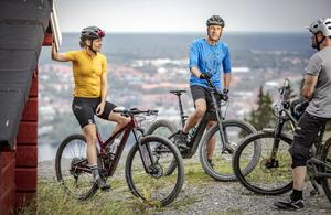 Cykla i Östersund – här finns något för både familjen och den erfarne cyklisten.