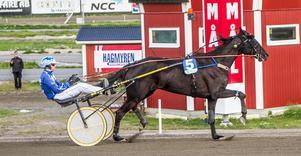 Rikard Skoglund kunde hålla undan till överlägsen seger.