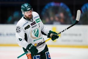 Färjestad tappar kaptenen Mikael Wikstrand till KHL. Foto: Andreas L Eriksson (Bildbyrån).