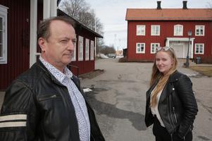 Dottern Wilma tar klivet in i restaurangbranschen tillsammans med pappa Goran i sommar, när studenten på handelsprogrammet är undanstökad.