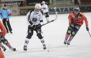Daniel Berlin vet var buren ligger efter sina tre säsonger med Sävstaås som hemmaplan. Nu smällde han in några feta rökare.