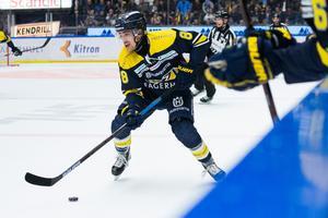 Nils Andersson, HV71, uppges vara ett namn för Leksands IF.