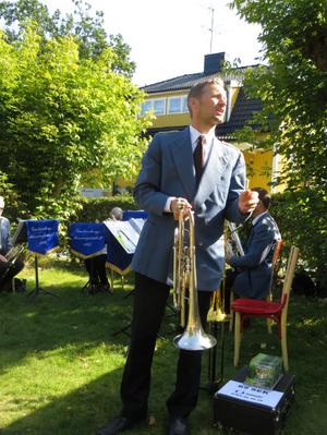 Andreas Gustavsson. Foto: Lena Håkansson