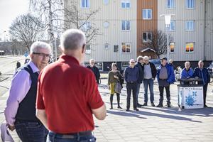Arbrå Östra Fiskevårdsförening, som fick 20 000 kronor.