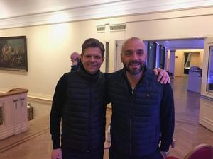 Tomas Carlsson och Sasha Besirov valde att inte ställa upp för omval - och lämnar därmed VSK:s styrelse.