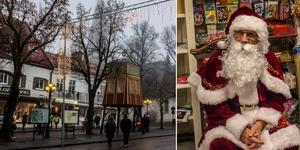 Norbergarna firade första advent med att ha julmarknad!